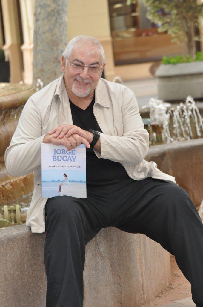 Jorge Bucay en la entrevista de su libro