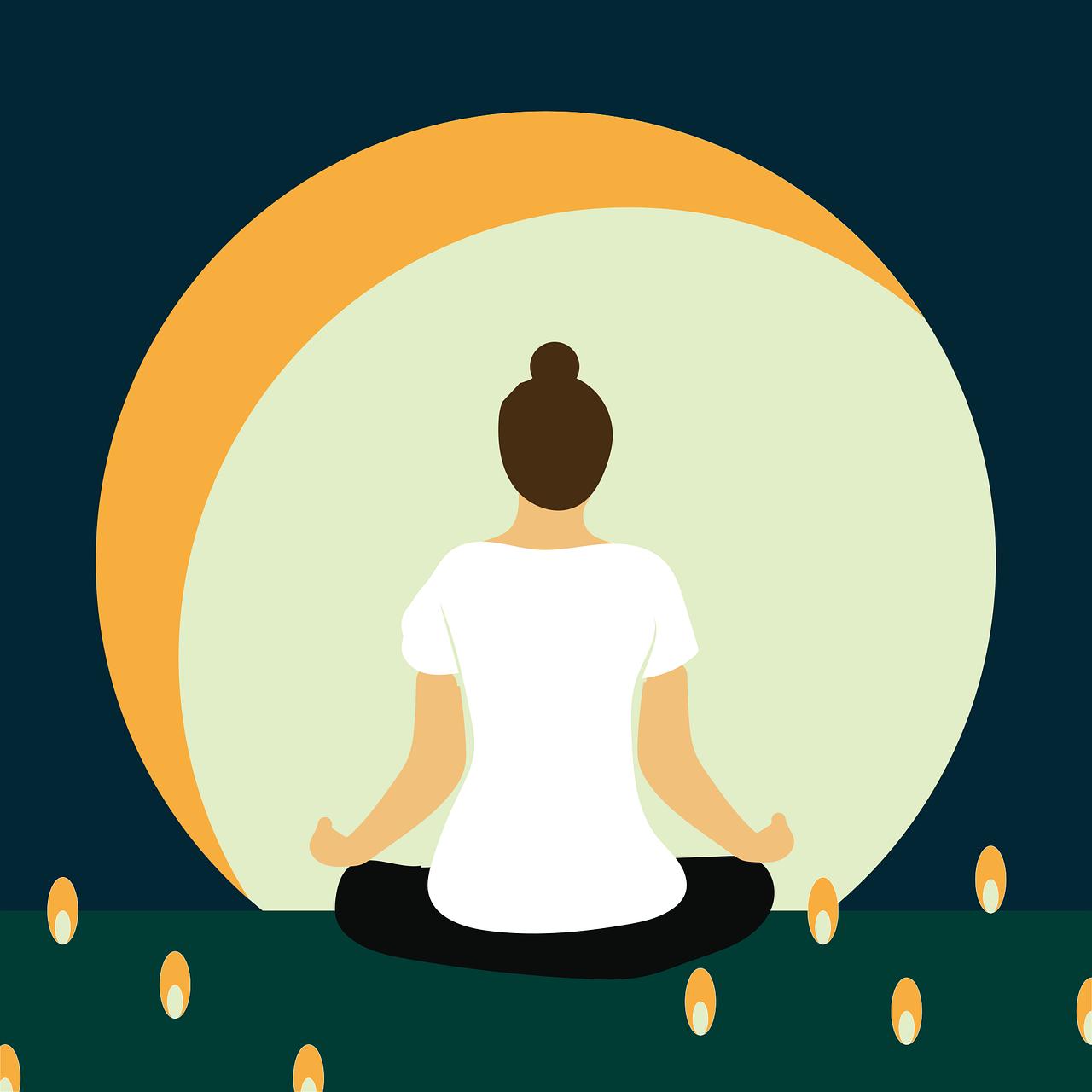 cinco apps meditacion